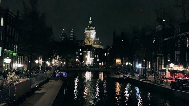 Amsterdam – Netherland